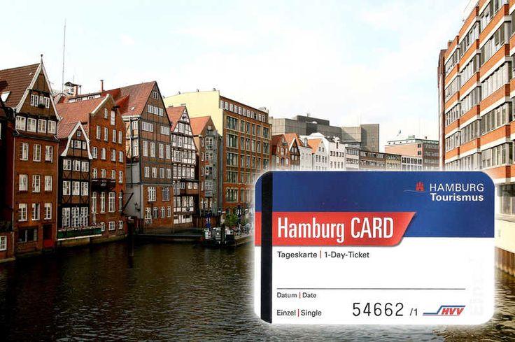 Sichern Sie sich jetzt exklusive Rabatte rund um Ihren Hamburg-Aufenthalt: Freie Fahrt mit Bus und Bahn und bis zu 50% Rabatt bei über 150 Angeboten.