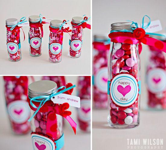 valentine's day ideas with candy