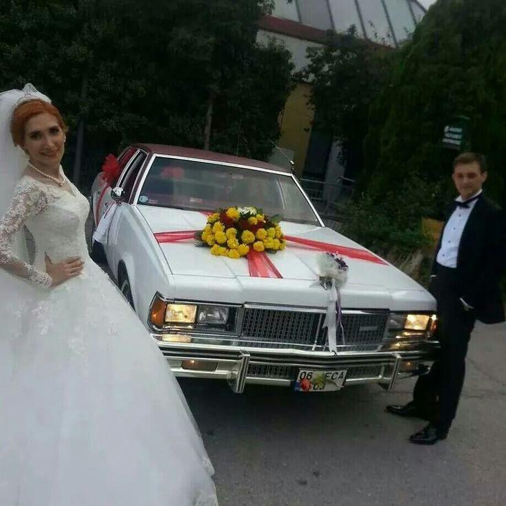 1977 chevrolet caprice Ankara Rezervasyon 0543 854 17 27 www.gelinarabamiz.com