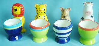 Image result for novelty egg cups