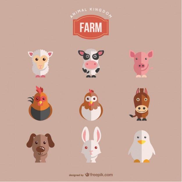 Vectores animales de compañía