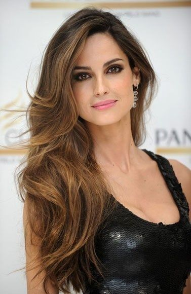 58 best cheveux chatains longs onduls brown curly long hair hair color pmusecretfo Images