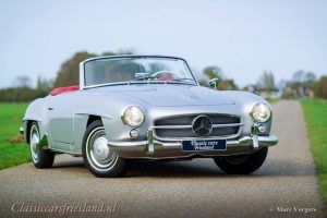 Mercedes-Benz 190 SL - 1957
