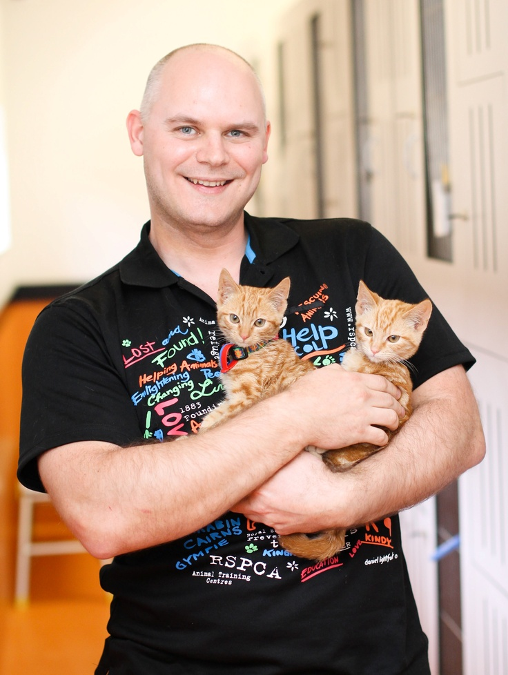 Peter Wilson: For 3 years I've been photographing animals at RSPCA Qld, helping the less fortunate furry friends to find loving homes. #AnimalsAndEnvironment