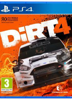 Veteran video games developer Codemasters has announced that its popular racing video game series, Dirt, will be coming to PS4 with Dirt 4