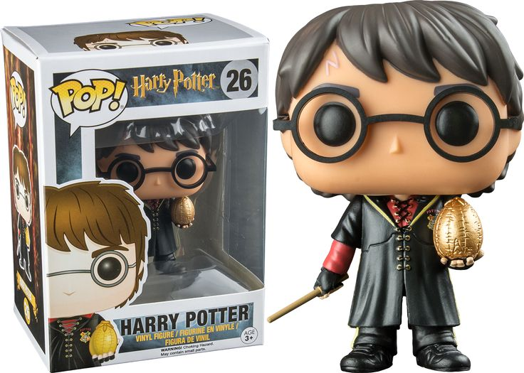 Pop! Harry Potter - Harry Potter [with Egg]