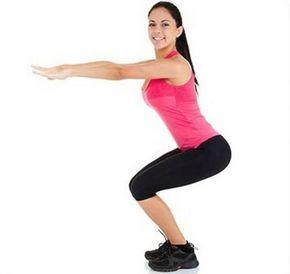 Une posture de renforcement musculaire