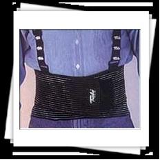 Fajas Turbo Fresh 840 en Planas. Fajas de protección con tirantes, soporte muscular abdominal y dorsal.    Más información: http://www.suministrosindustriales.nom.es/ortopedia.html