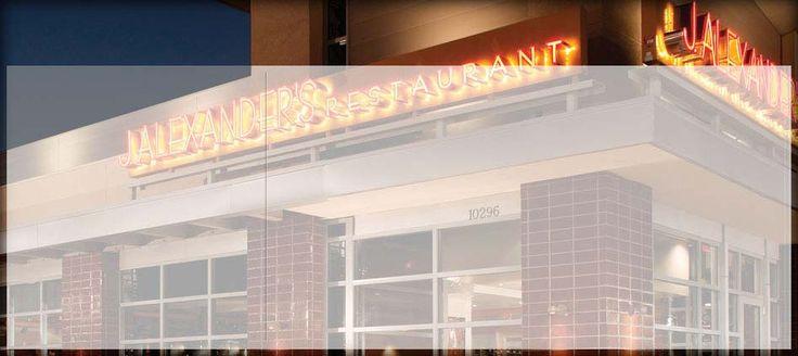 J Alexanders  Overland Park Restaurant  Overland Park