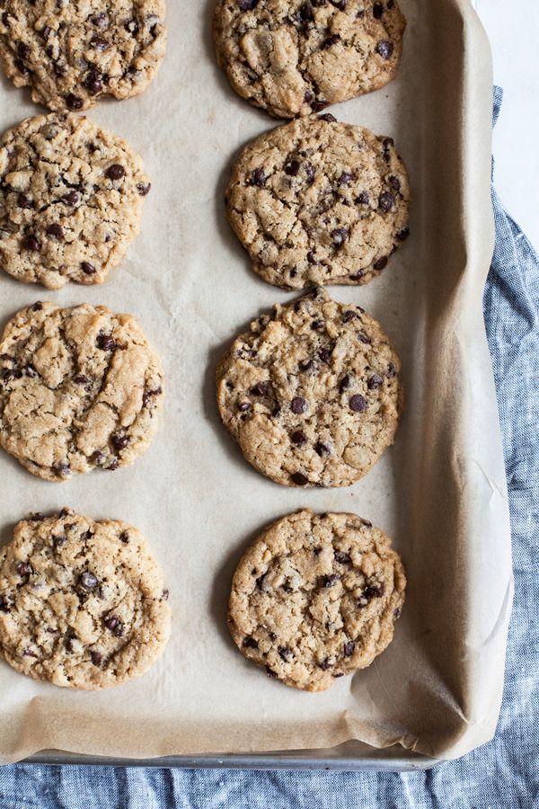 America's Test Kitchen Vegan Chocolate Chip Cookies