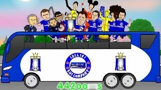 CHELSEA WIN THE LEAGUE