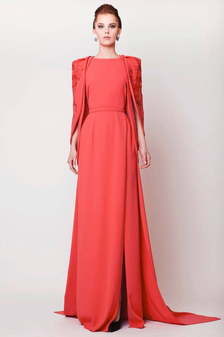 Azzi & Osta Spring 2015 Couture Collection
