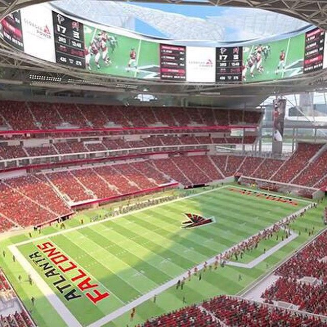 37 best images about mercedes benz stadium on pinterest for Mercedes benz stadium season tickets