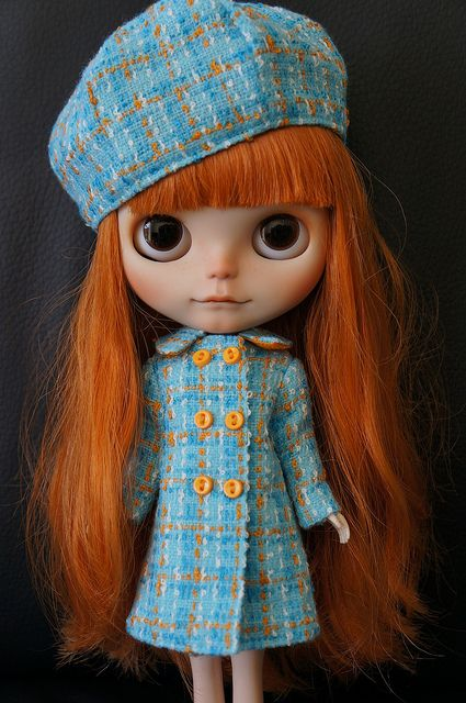 Chupa is a smart little lady by Mimsy bear, via Flickr