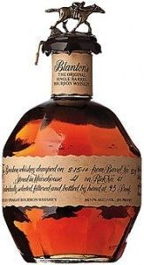 Blanton's Single Barrel Bourbon..Smoooth...