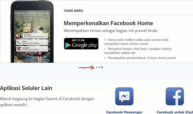 download facebook selular