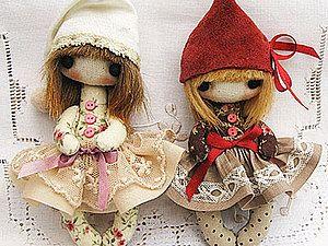 Новости о МК куколки-брошки - Ярмарка Мастеров - ручная работа, handmade
