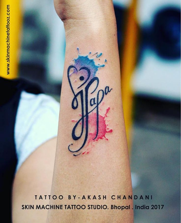 Amma Appa Name Tattoo Designs Inkpulse Peelamedu Amma Appa Tamil