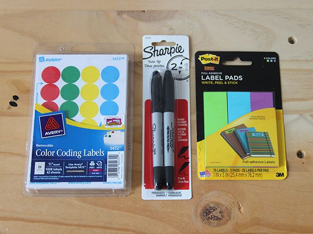 stickers and markers to price for sale