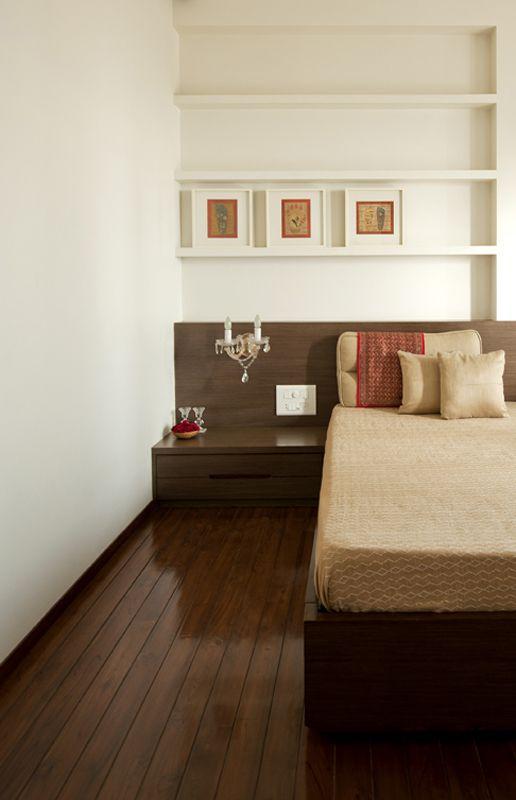 Master bed room #bluekrit