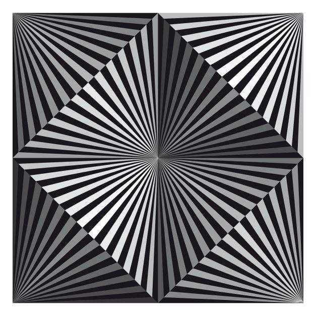 four cones in a square                                                                                                                                                                                 More