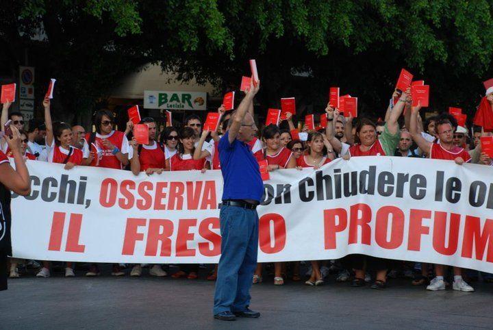 Con le Agende Rosse a Palermo