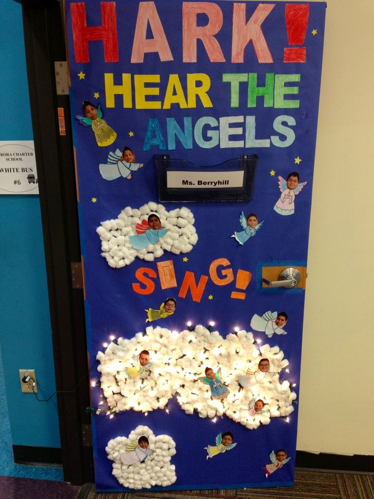 27 best bulletin boards images on murals classroom door preschool christmas - Christmas Door Decorations For Preschool