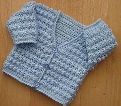 Ravelry: Babies Cardigan Patt.218 pattern by Kay Jones