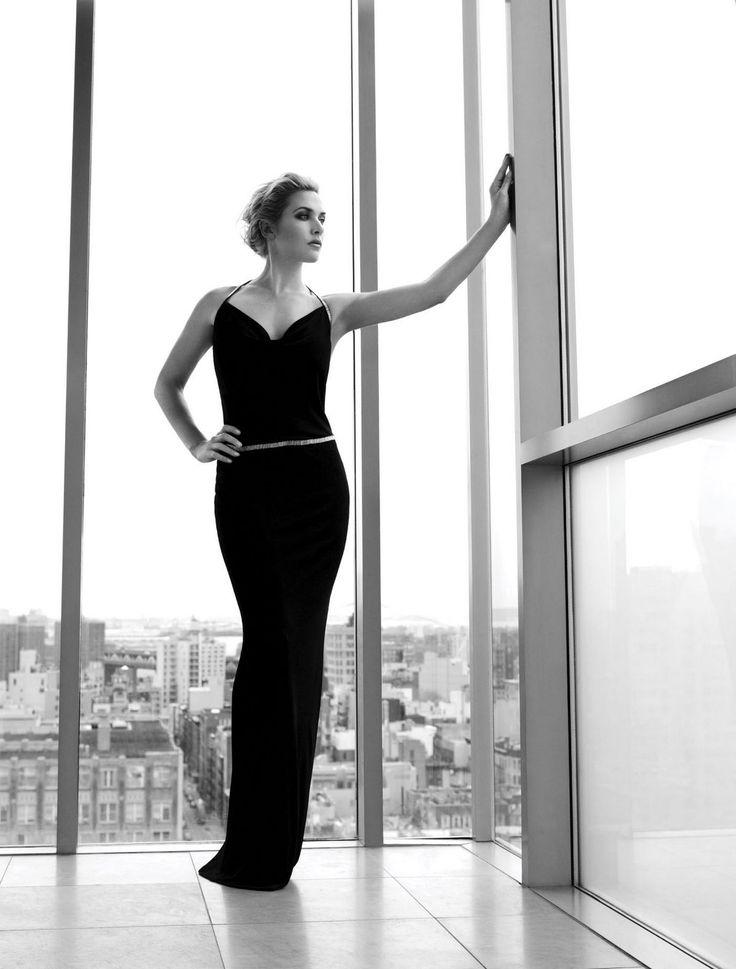 Kate Winslet - Tom Munro Photoshoot for Tatler Mag.