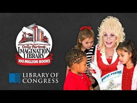 American Roots Music: Dolly Parton Dedicates Her Imagination Library's 1...