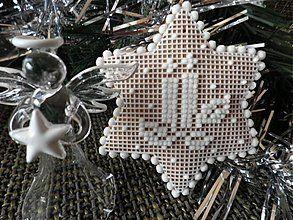 Dekorácie - Vianočný medovník č.16 - 882384