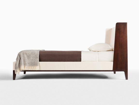 Modern Bed. Wood bed. Spencer Bed