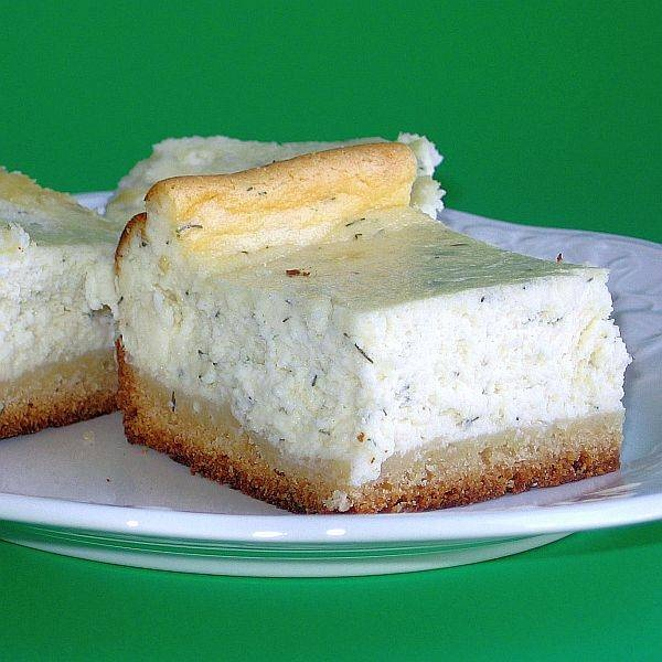 Hungarian dilled curd cheesecake -- kapros (dill) turos (curd cheese) lepeny (sheet) -- is a surprisingly delightful combination of sweetened cheese and dill in a no-rise yeast crust. Compare this recipe with Hungarian curd cheesecake recipe with a meringue topping and a sweet pastry dough crust.