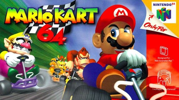 The history of 'Mario Kart 64' world records glitches and all
