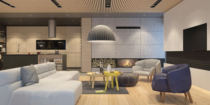 modern apartment | VIZN studio