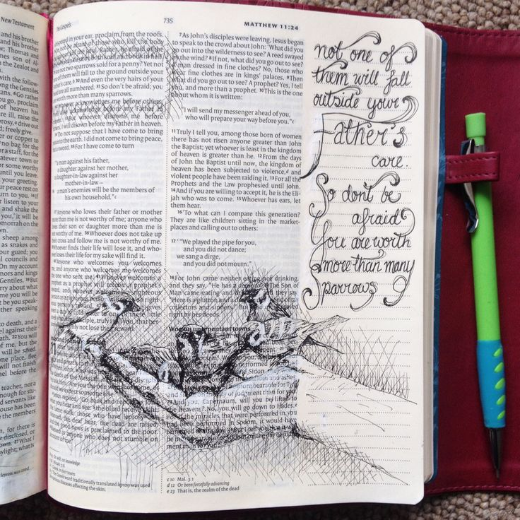 Worth. You are worth more than many sparrows. Matthew 11. Draw Close Blog. Bible art, Bible journal, journaling, study, devotion.