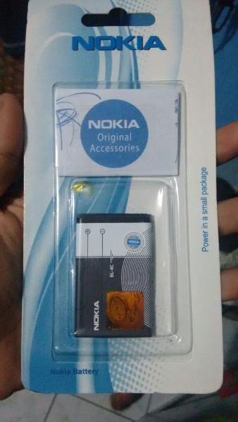 Beli Baterry Nokia BL-4C Original  dari Pii P. Two. B. p2b - Jakarta Pusat hanya di Bukalapak