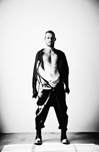 New tune ... Daniel Johns has finally revealed his debut solo single Aerial Love. Picture