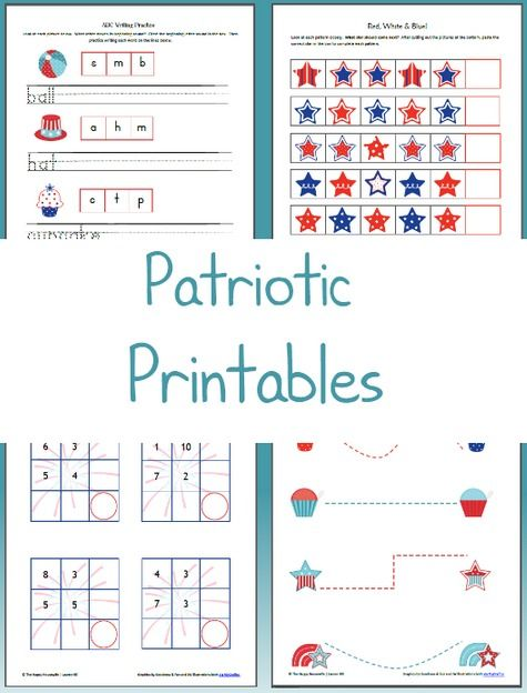 17 Best images about independence day on Pinterest Preschool ideas - new 4th of july coloring pages preschool