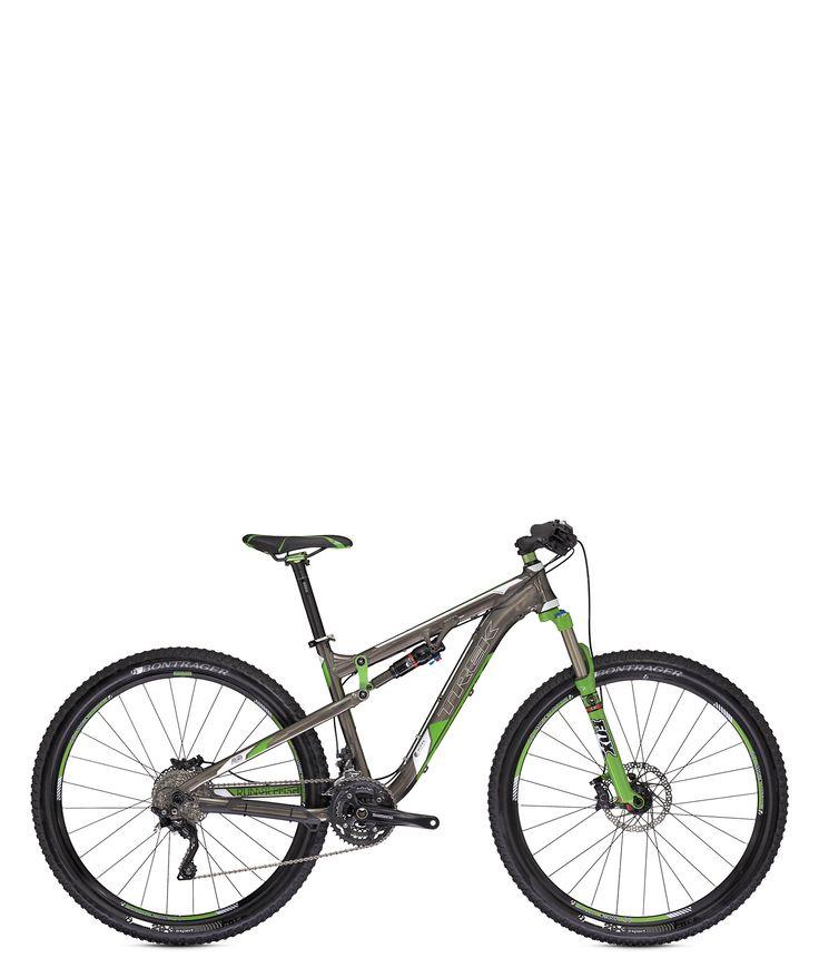 Mountainbike Fully Rumblefish AL Elite / dark tint by Trek