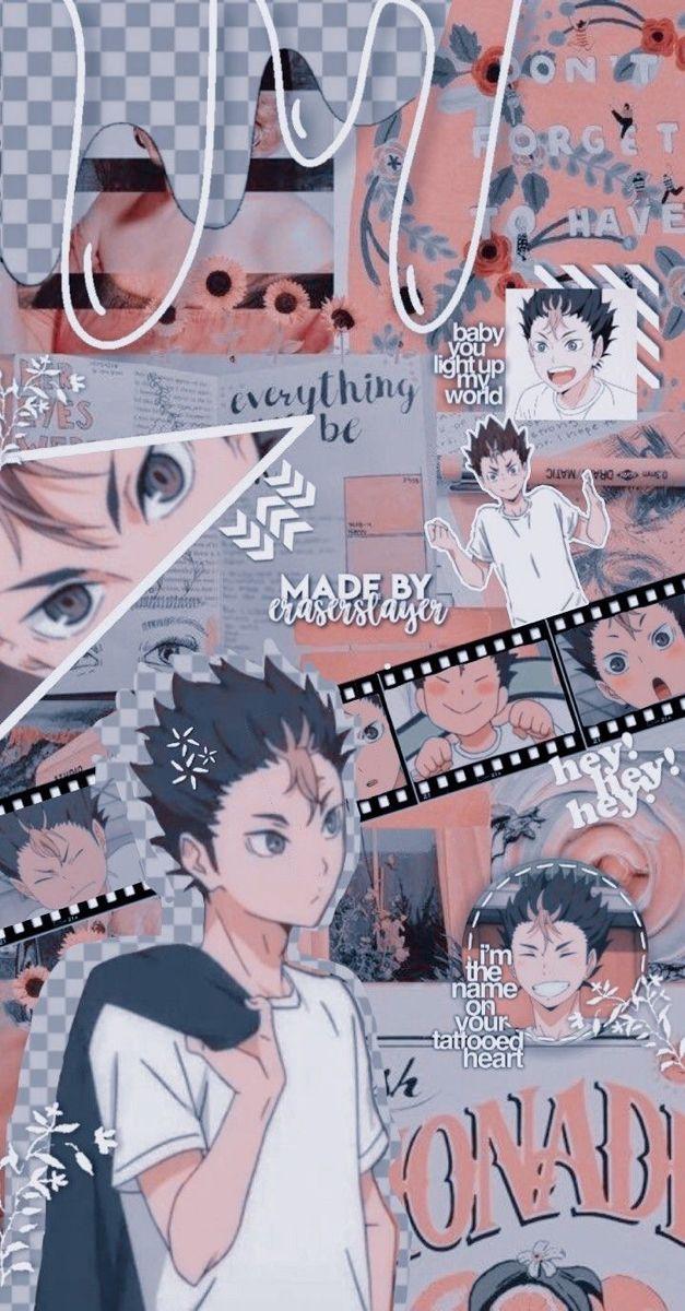 Yu Nishinoya Haikyuu Wallpaper Haikyuu Anime Anime Wallpaper Phone Anime wallpaper phone haikyuu