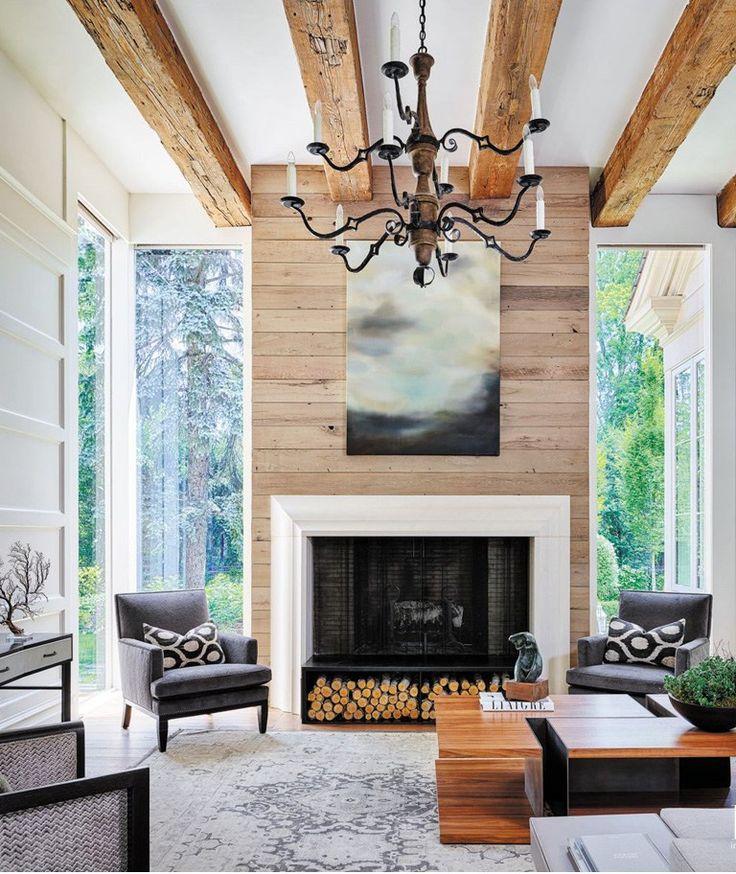 Best Interior Design IndustrialRusticModernReStyle - Modern rustic style interiors