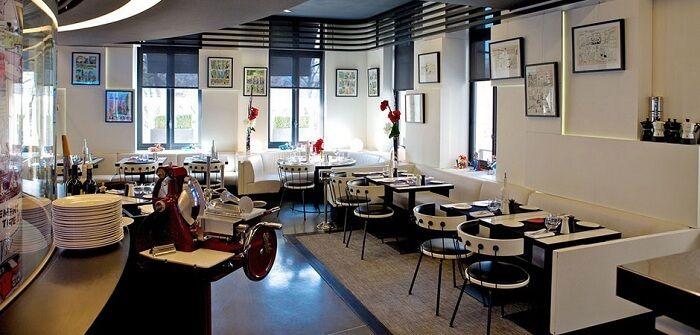 10 Restaurantes Românticos Em Paris Para Celebrar O Dia Dos Namorados Restaurantes Românticos Restaurantes Paris