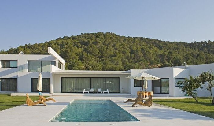 swimming pool Luxury villas for Rent & Sale in Ibiza, apartments, country houses