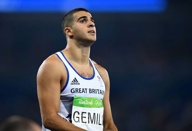 💔 Adam Gemili narrowly misses out on Bronze (20.12) by THOUSANDTHS.  You did us proud Adam!  #Athletics Rio 2016