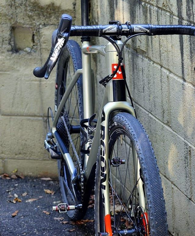 Argon18 Dark Matter Gravel Bike Check Out Our Review On Igtv Baaw Gravelbike Groad Argon18bike Gravel Bike Bike Ride Bicycle Maintenance