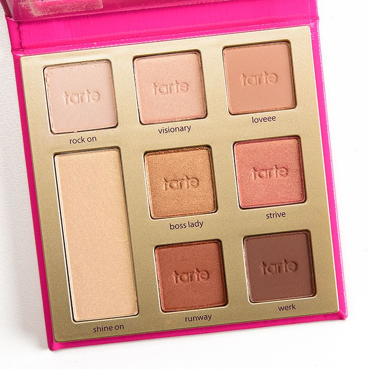 Tarte Don't Quit Your Day Dream Double Duty Beauty Eyeshadow Palette Review & Swatches