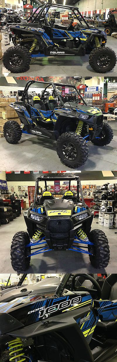 atvs utvs snowmobiles: New 2017 Polaris Rzr Xp 1000 Eps Se W/ Ride Command Bluetooth Radio Gopro App BUY IT NOW ONLY: $20999.0