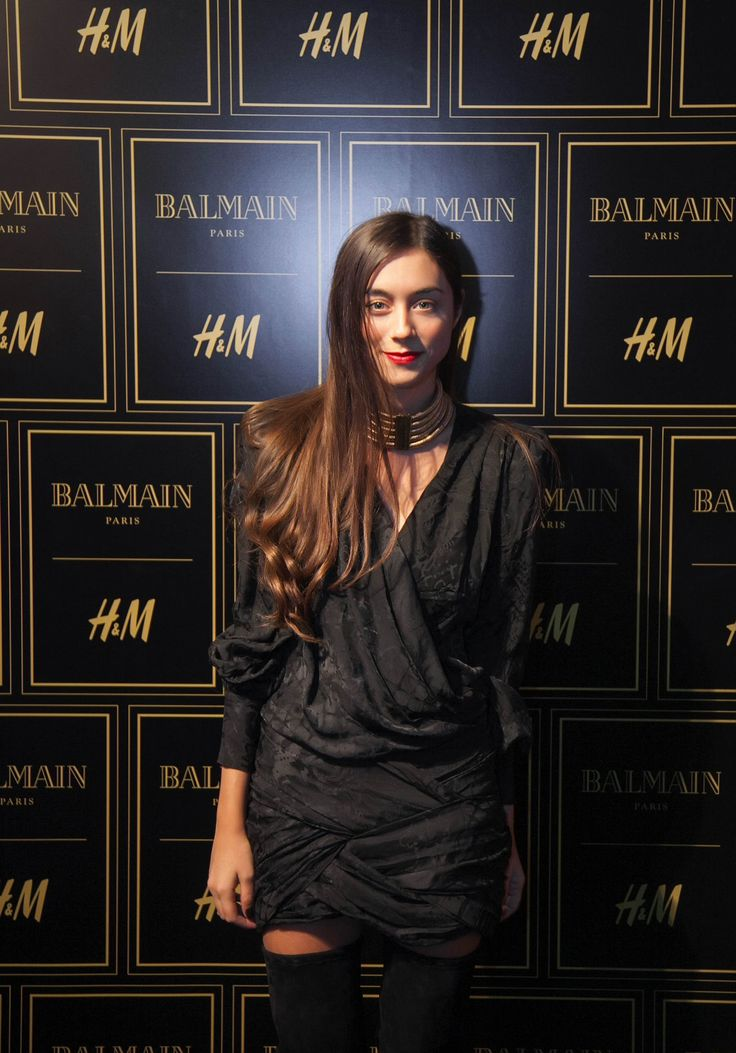 Balmain x H&M Party