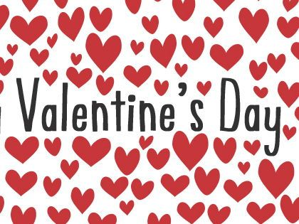 Valentineu0027s Day Wordsearch